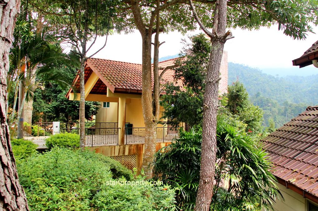 Berjaya Hills Resort Bungalow