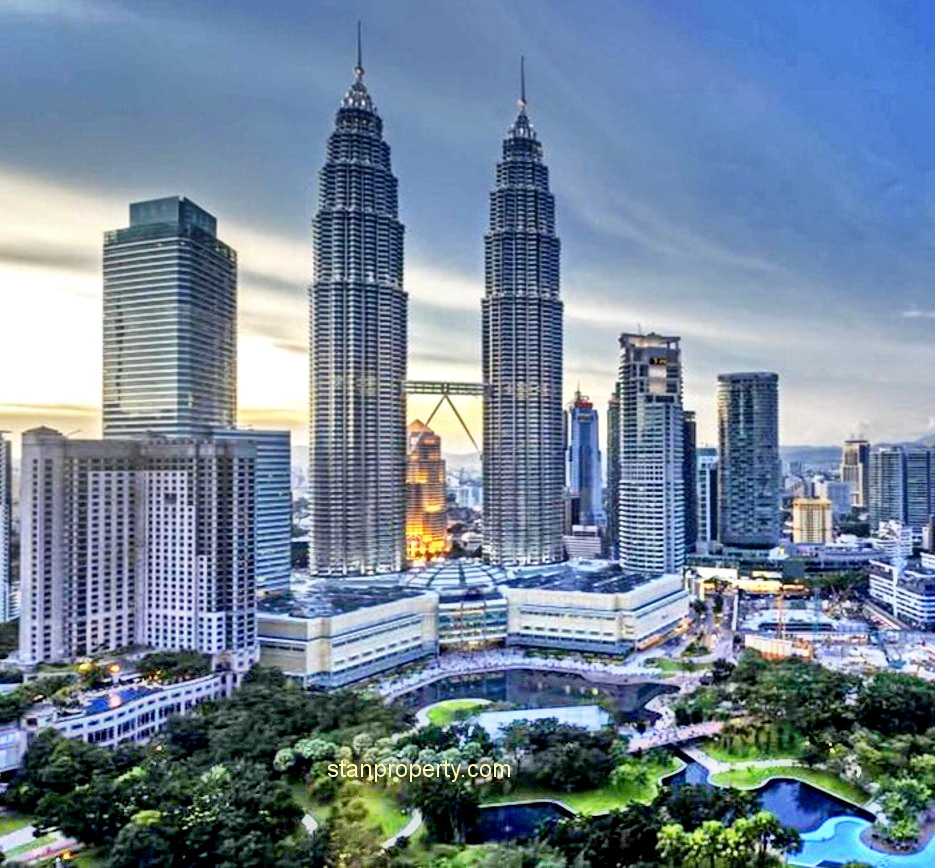 KLCC Luxurious Duplex Penthouse With 6 Star Hotel Service