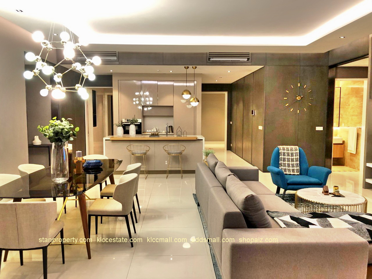 Seputeh Mid Valley Luxury Condo New Launch