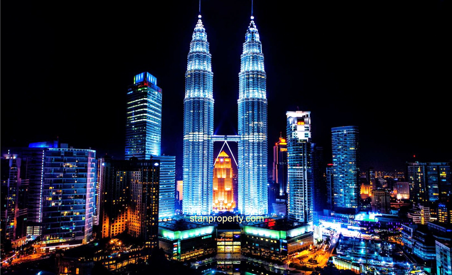 KLCC Penthouse With Stunning KLCC View