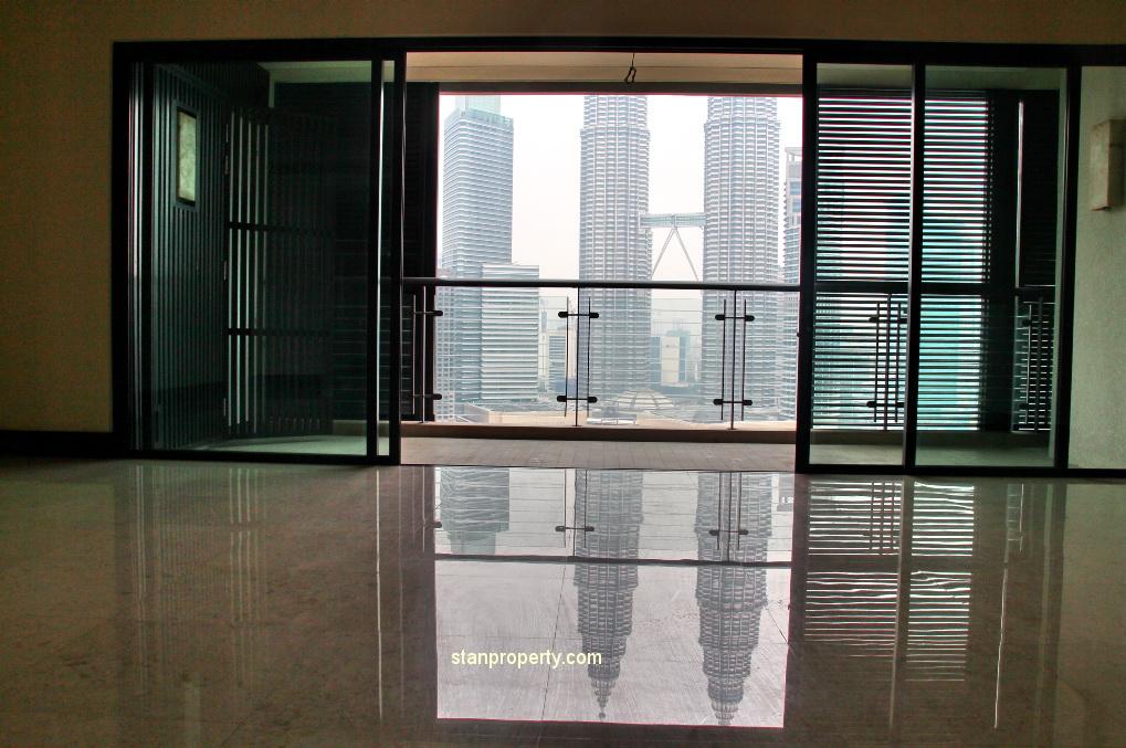 KLCC Condo With Stunning KLCC View